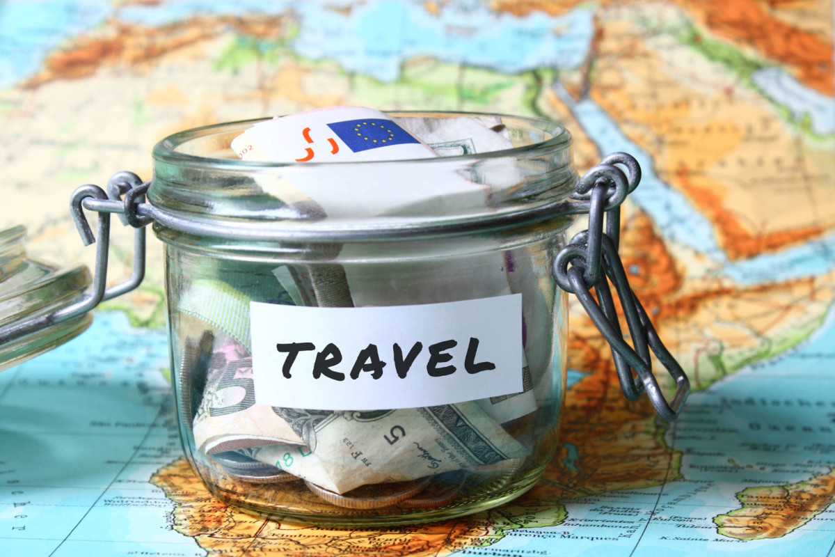 7 tips: go round the world on a budget
